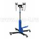 Стойка гидравлическая трансмиссионная TROMMELBERG SD100302 с установочным столом (арт: SD100302)