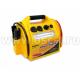 Компрессор автомобильный MEGAPOWER S-35012 (5 в 1: АКБ-станция, инвертор 100W, подсветка, 2 розетки(арт: M-35012)