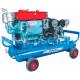 Передвижной поршневой компрессор Air Cast SPE390R бенз.ручной 900 л/мин (арт. СБ4/С-90.V90 SPE390R)