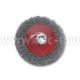 Щетка на болгарку MATRIX 74608 тарелка 100 мм (арт: MAT_74608)