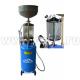 Установка TROMELBERG UZM80 для сбора масла пневматическая  80 л с подъёмной ванной (арт: 5692)