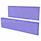 """Перфорированный лист 1390*480*40мм """"Лайт"""", синий(арт: 107014L-5015)"""