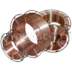 Проволока сварочная 0.8 мм 5 кг (Topex 01080556) (арт: Top_01080556)