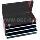 Ящик под инструмент раскладной 3 выдвижные полки TBD133A AVTOL(арт: TBD133A)