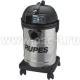 RUPES Пылесос S235EP 1 кВт с эл. розеткой, пневморозеткой и синхронизацией (арт: R_S235EР)