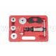 FORCE Ключ для разборки стойки амортизатора (SEAT, FIAT) 8мм F1022-39(арт: 1022-39)
