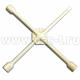 """Ключ балонный 19х19х22х1/2"""" усиленный (Topex 37D313 S.L.) Практик-278001401 (арт: Top_37D313S.L)"""