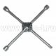 Ключ крест-балонник ГИГАНТ 24/27/32мм+3/4 (Topex 37D315 S.L.) (арт: Top_37D315S.L)