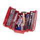 Набор инструментов в раскладном ящике (арт: 902-065MR)