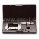 Микрометр 0-25 мм (Topex 31C629 S.L.) MATRIX 31725 (арт: Top_31C629S.L)
