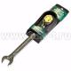SATA Ключ комбинированный трещоточный 19 мм 43212 (арт: S_43212)