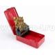 Набор сверел в красной коробке титан (1-10 мм) (TOYA 22330) (арт: TOYA22330)