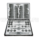 Набор метчиков и плашек универсальный 110 пр TRX110 AVTOL (арт: TRX110)