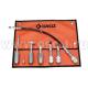 GROZ Многоцелевой набор адаптеров для смазки GR44950 GAK/7 (арт: 2113)
