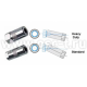 GROZ Сменный 4-х лепестковый штуцер с шаровым клапаном HC/ 12/4/B  GR43520 HEAVYDUTY (арт: 2131)