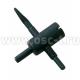 Метчик для правки резьбы вентилей Т604В шиномонтажные материалы (арт: Т604В)