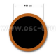 Шиномонтажные материалы: заплаты камерные на фольге 100 мм Р1113 (арт: Р1113)