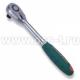 """JONNESWAY Трещотка 1/2"""" с  резиновой ручкой 48зубцов 253 мм R3704 /047170(арт: 47170)"""