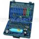 FORCE Прибор для промывки и измерения давления топлива в инжекторах в кейсе F940G1 (арт: 940G1)