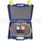 Двухвентильный манометрический коллектор SMC для кондиционеров (арт: 3240)