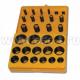 Комплект резиновых колец №1 для кондиционеров 270 шт. 4444496 SMC (арт: 4444496)