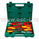 ARSENAL Набор отверток 7пр Диэлектрических НОЭ-7 1042080 (арт: 1042080)