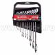 Набор ключей комбинированных BAUM (арт: 40-12MP)