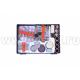 Электроинструмент STURM: набор шарошек и насадок для гравера GM2316F-100 (арт: STURM-GM2316F-100)