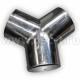Неопреновая насадка, разветвитель Y-образный 102 мм на 102 мм TROMMELBERG CA-Y02102 (арт: CA-Y02102)