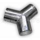 Неопреновая насадка, разветвитель Y-образный 76 мм на 76 мм TROMMELBERG CA-Y0276 (арт: CA-Y0276)