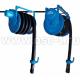 Шланг термостойкий TROMMELBERG Катушка для вытяжки отработанных газов со шлангом 76 мм, длинна 8 м(арт: HR70-08/76)
