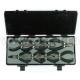 Набор мини плоскогубцев в кейсе 8 предметов FORCE 50814 (арт. 50814)