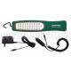 Лампа-переноска аккумуляторная, 37 светодиодов, зарядка 12-220 v JONNESWAY JAZ-0006/48826 (арт. 48826)