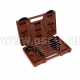 Набор ключей комби трещоточных 7 предметов OMBRA SNAP GEAR 935007 (арт. 55379)