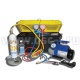 Оборудование для кондиционеров, заправочная станция SMC SMC-042-1 с двухступенчатой помпой SMC-02-1 (арт. SMC-042-1)