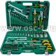 Набор инструмента 133 предмета общефункциональный Американец Арсенал TSM133ABP-WTG (арт. 8086360)
