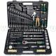 Набор головок и ключей (чемодан) 102пр. FORCE 41021-9 двенадцатигранный (арт. 41021-9)