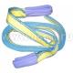 Трос буксировочный ТАЩИ ПАРОВОЗ 3,5т длина 4,8м ленточный без крюков в чехле (арт. AVT-3,5)