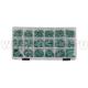 Кольца уплотнительные для кондиционеров Trommelberg E101302 с R134A набор (270 шт.) (арт. E101302)