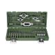 Набор метчиков и плашек 37 предметов Дело Техники HSS4341 (M3-М14) 239370 (арт. 239370)