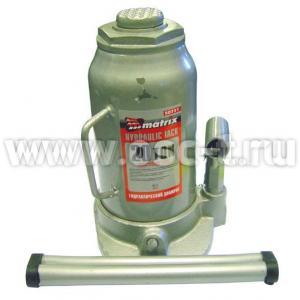 Домкрат TORIN T92004 TOYA 80080 MATRIX 50731 бутылочный 20 т (арт: 278001792004)