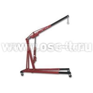 Кран гаражный MATRIX 56732 гидравлический со складными ногами (арт: 56732)
