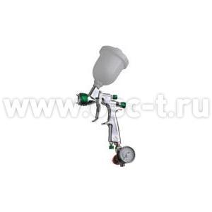 Краскопульт-аэрограф Walkom EGO HVLP 0.7 1002307 в/б(арт: 1002307)
