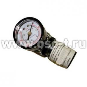 SUMAKE Регулятор давления 1/4 внеш. резьба х 1/4 внутр. резьба (бронза) SA-2003(арт: SA-2003)