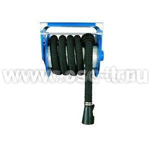 Катушка для вытяжки отработанных газов для использования со шлангом 100 мм(арт: HR60-WH/100)