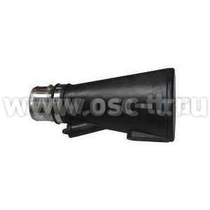 Неопреновый наконечник d=160х80 мм для шланга d=100 мм(арт: NEON160-100CA)