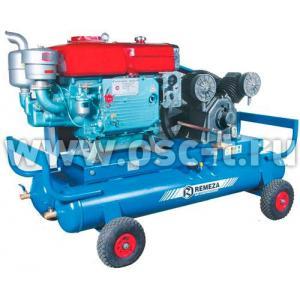 Передвижной поршневой компрессор Air Cast (арт: СБ4/С-90.W95/6)