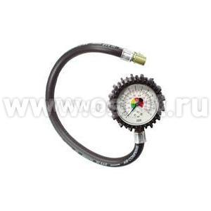 ASTURO Манометр для колёс в резиновом корпусе 290/1 CP(арт: AST_290/1)