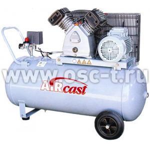 Поршневой воздушный компрессор с ременной передачей (арт: СБ 4/С-50LB 30)
