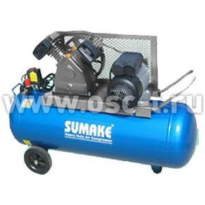 Поршневой воздушный компрессор SUMAKE LB30-2-30TA-100 с ременным приводом (арт: LB30-2-30TA-100)